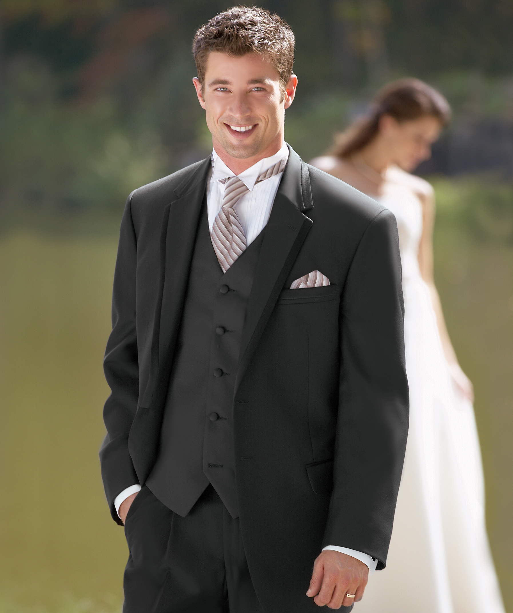 San Angelo Tuxedos & Formal Wear » Bridal