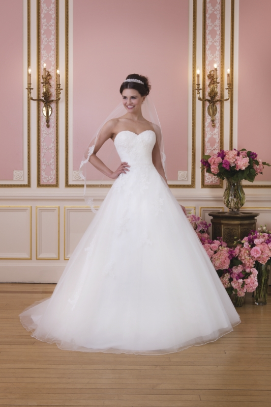 Sweetheart Style 6035 San Angelo Wedding Dresses