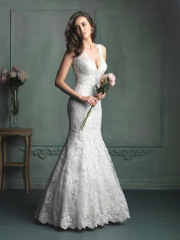 Wedding Dress San Angelo, Allure Bridal 9104, Bridal Boutique