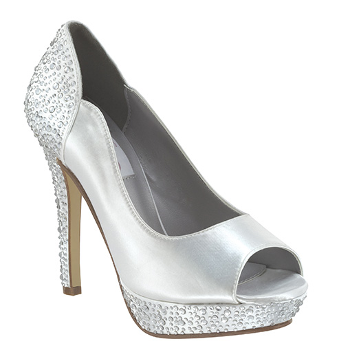 Custom Made Bridal Shoes Melbourne: Benjamin Walk And Dyeables Shoes