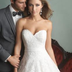 Allure 9150, Bridal Boutique, San Angelo, TX, Wedding Dress,