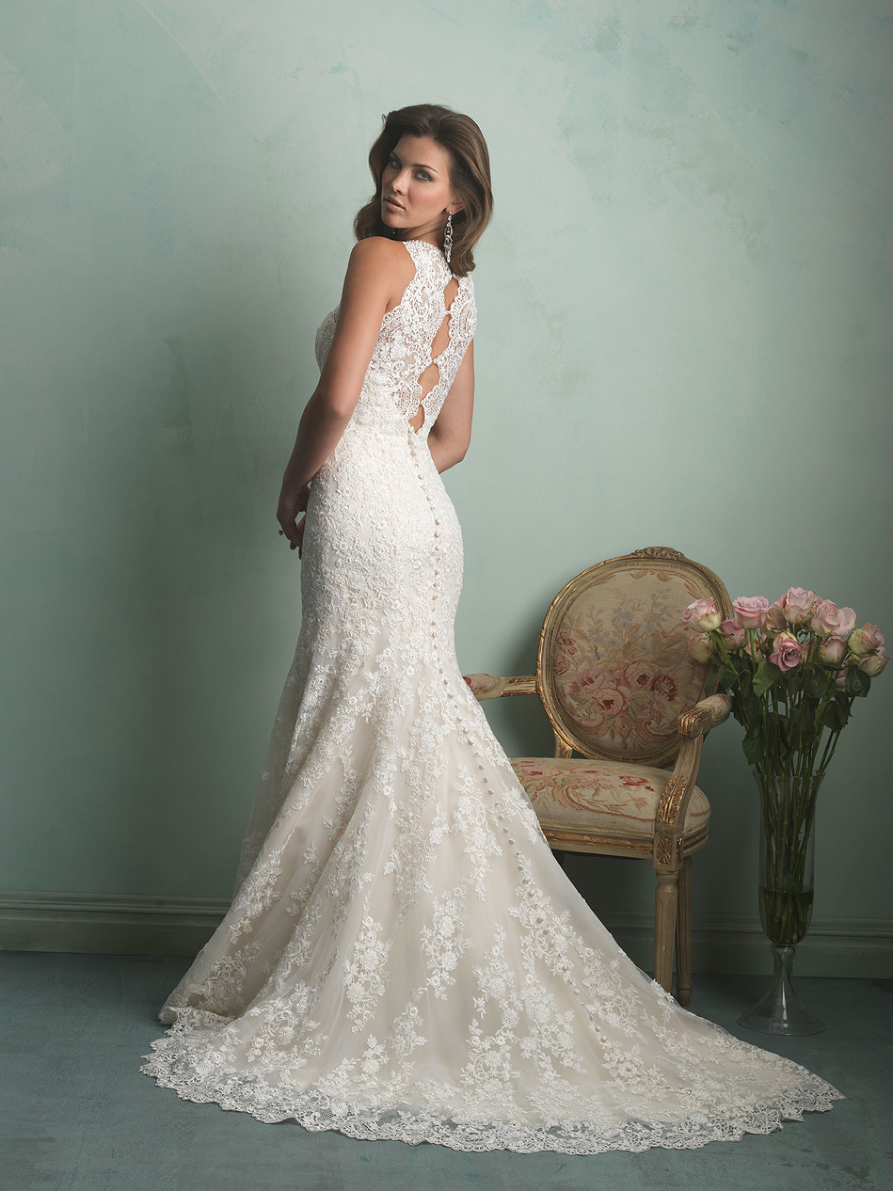 Allure Bridal 9154 {San Angelo Bridal Dress} » Bridal Boutique