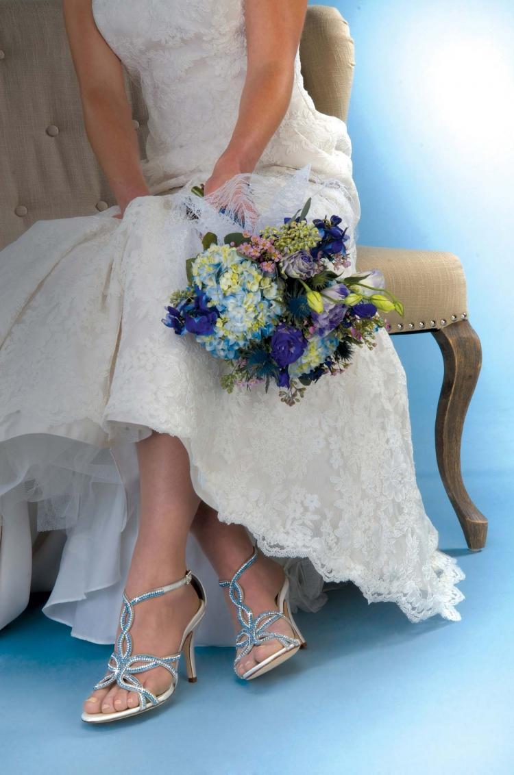 San Angelo Wedding, Bridal Shoe, Bridal Boutique