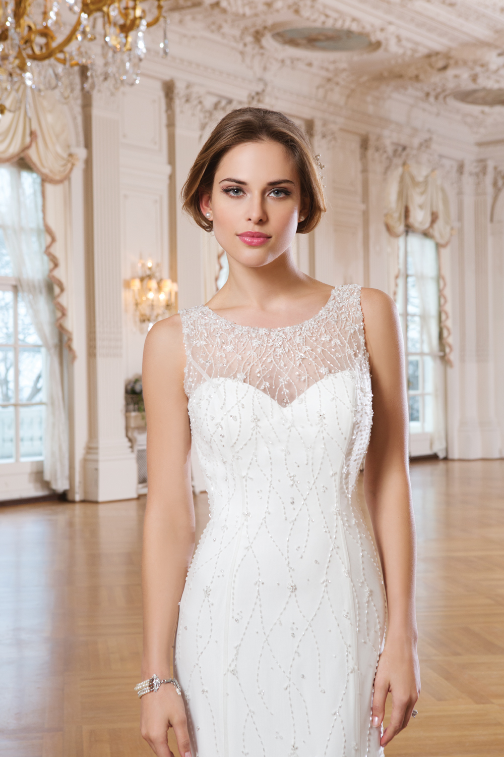 September Sample Sale On Lillian West and Sweetheart Wedding Gowns ...