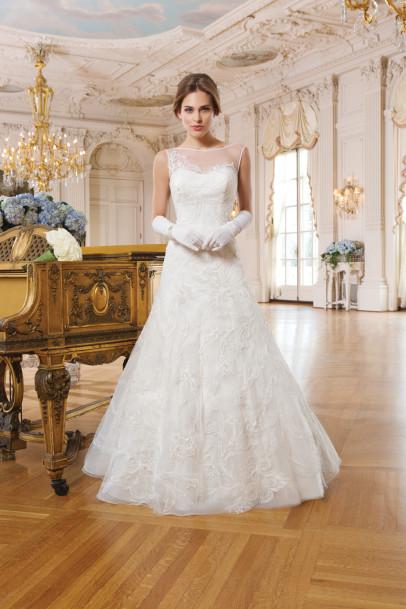 Lillian West 6353, San Angelo Wedding Dress,