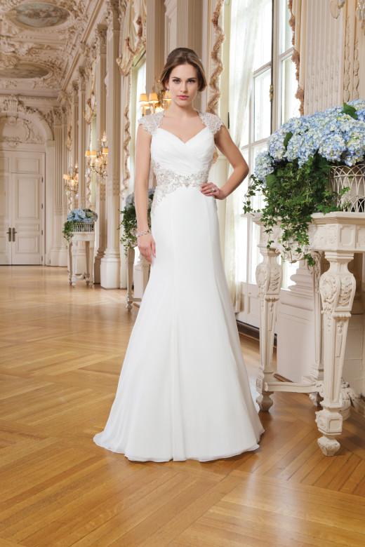 Lillian West 6340, San Angelo, Wedding Dress
