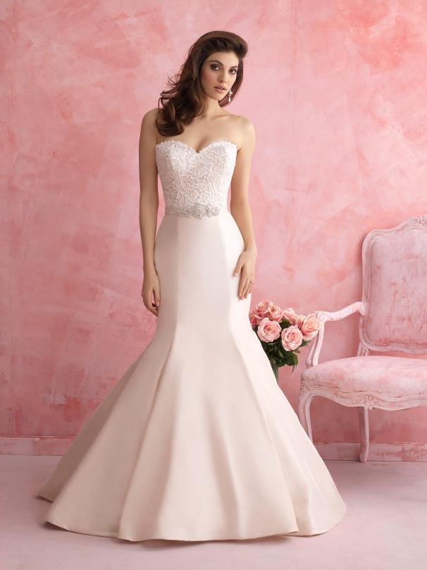 Allure Romance 2803, San Angelo, Wedding Dress, Bridal Boutique
