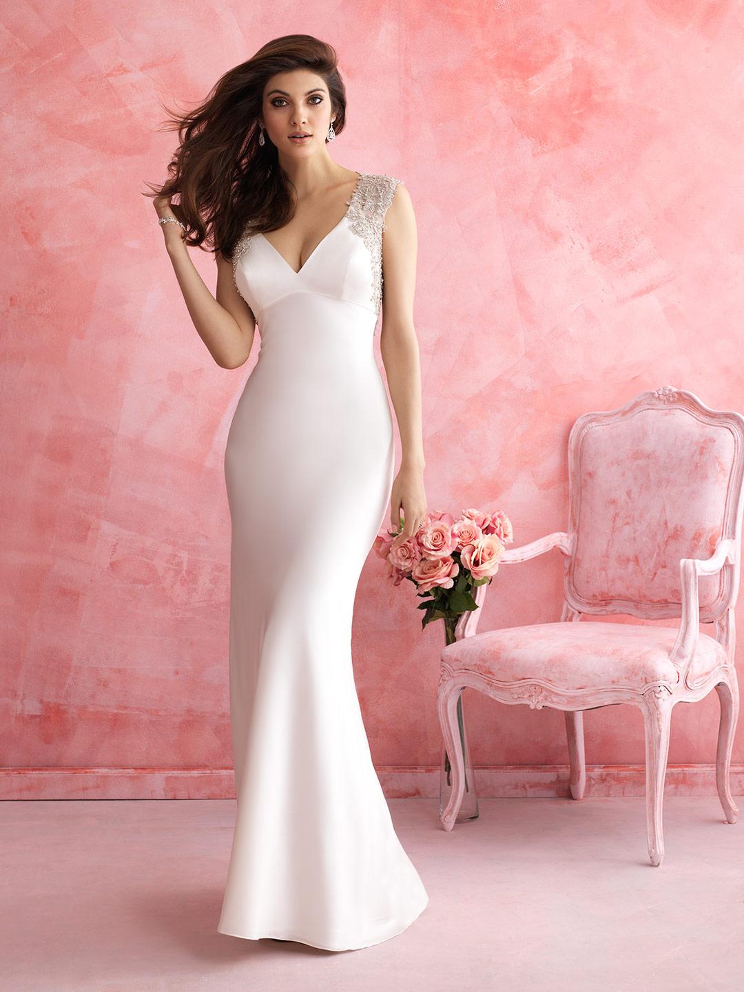 Allure Romance 2814 – Bridal Boutique San Angelo » Bridal Boutique