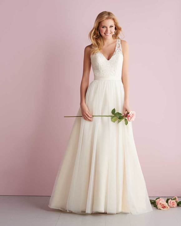 Allure Romance 2716, Wedding Dress, San Angelo, Bridal Boutique