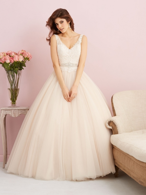 Allure Romance 2750, San Angelo, Wedding Dress, Bridal Boutique