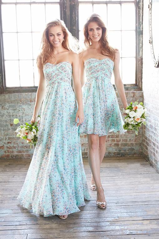 Bridesmaid dress, San Angelo, Floral, Abilene, San Angelo