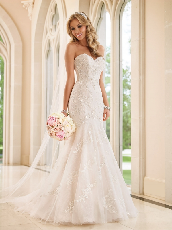 Stella York 6051, Wedding Dress, San Angelo