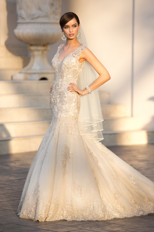 Stella York 5922, San Angelo, Bridal Boutique, wedding dress