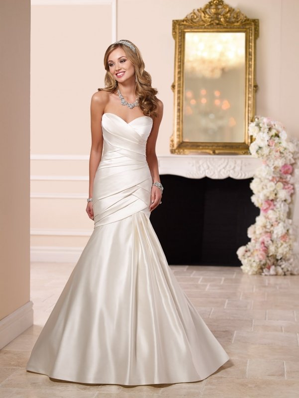 Stella York 6145, Wedding Dress, Bridal Boutique, San Angelo