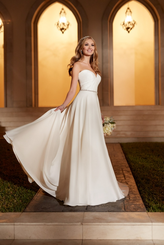 Stella York 6151, San Angelo Bridal, Wedding Dress, Bridal Boutique