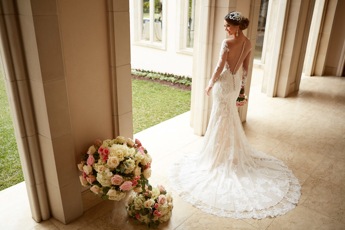 Stella York 6176, Bridal Boutique, San Angelo, Wedding Dress