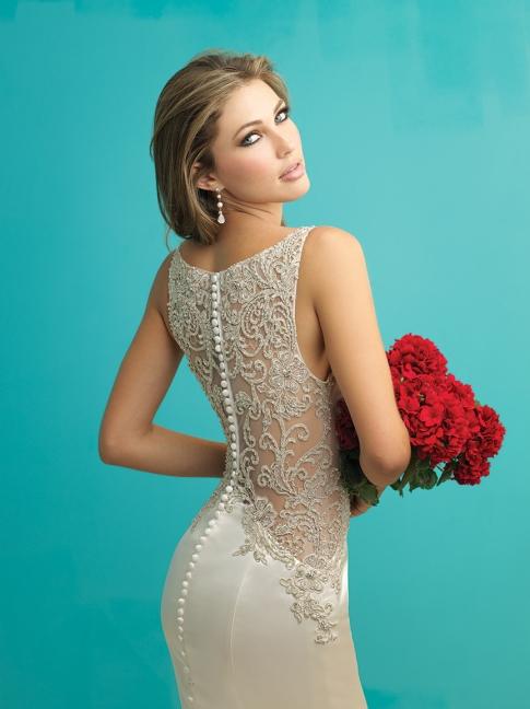 Allure 9252, San Angelo Wedding Dress, Bridal Boutique