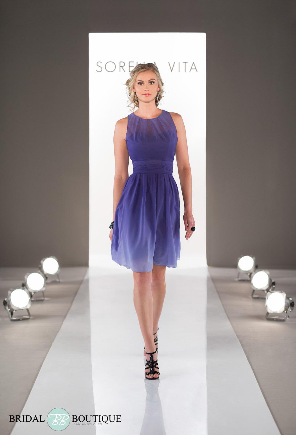 Sorella Vita 8458 Bridemaid Special Occasion Dress