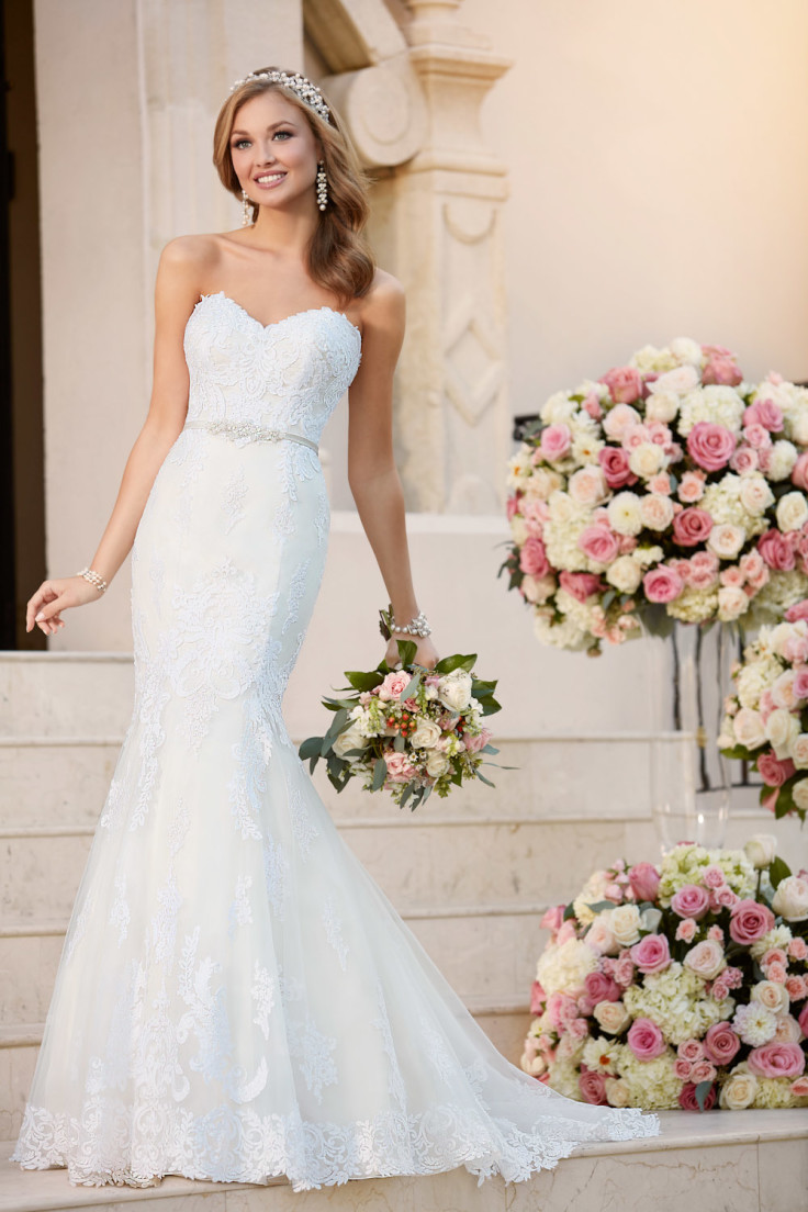 Stella York At The Bridal Boutique San Angelo Bridal Boutique,Dresses To Wear To A Formal Wedding