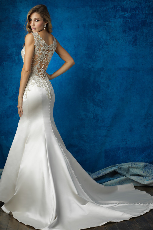 Allure Bridal 9362, San Angelo, Wedding, Bridal