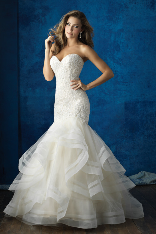 Allure 9364, San Angelo, Bridal, Wedding Dress