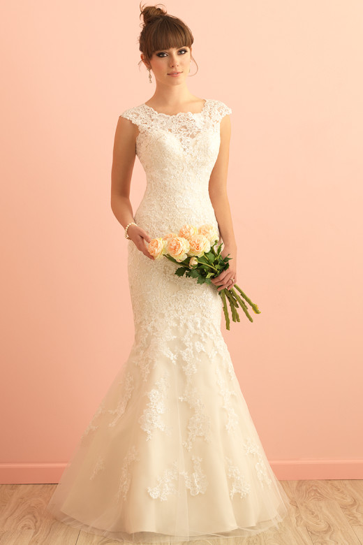 Allure Romance, Bridal Boutique, San Angelo, Wedding Dress