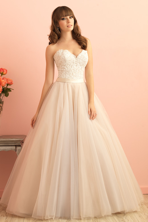 Allure Romance, Bridal Boutique, San Angelo, Wedding Dress