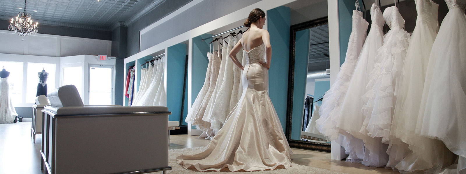 Bridal boutique san angelo wedding dress bridal shop for Best stores for dresses for weddings