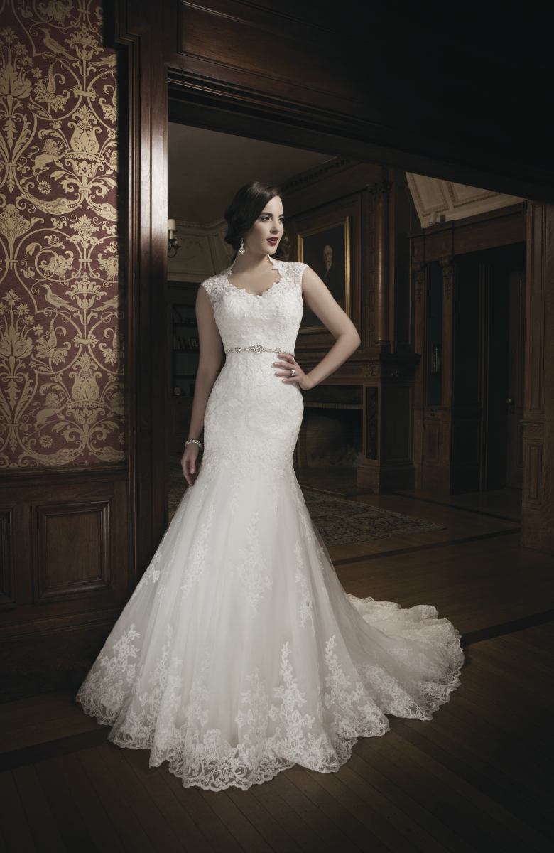 Wedding Dress Of The Week Justin Alexander 8689